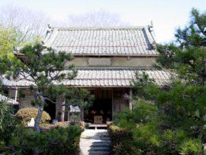 梵釈寺本堂